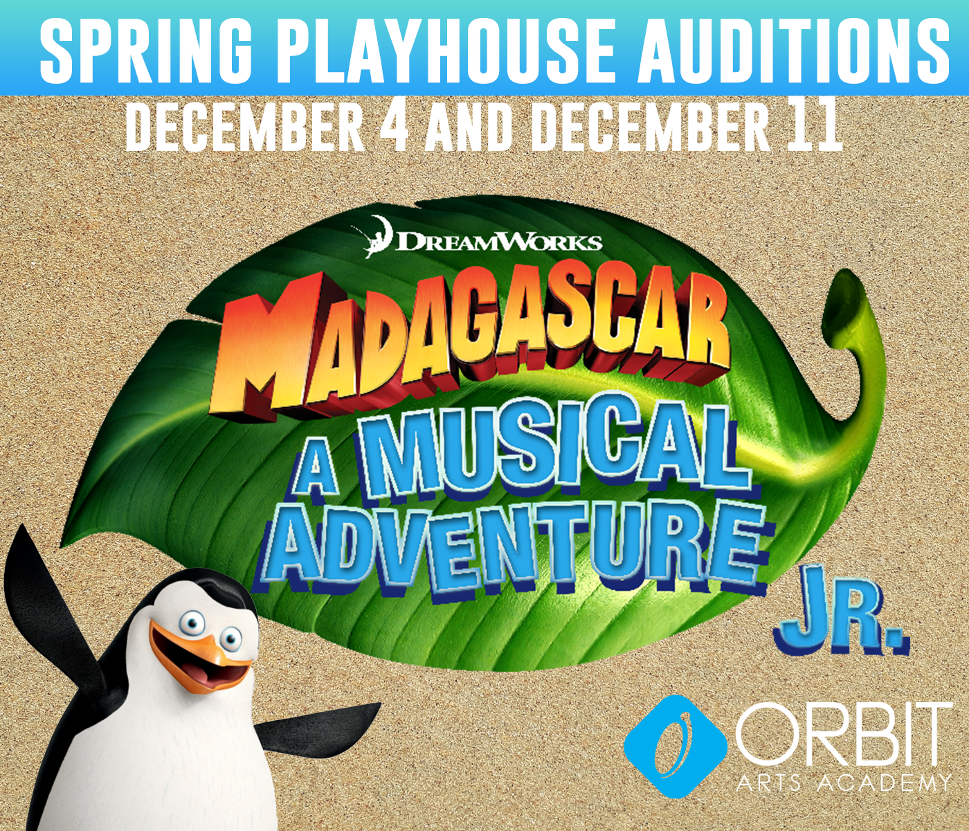 PLAYhouse Auditions Spring 2022